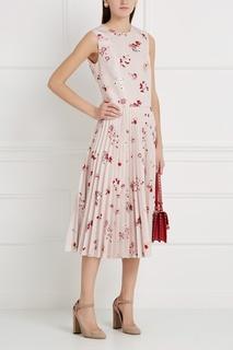 Платье с принтом RED Valentino