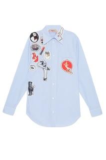 Хлопковая блузка No.21