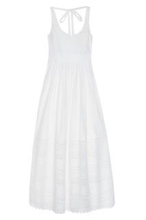 Хлопковое платье No.21