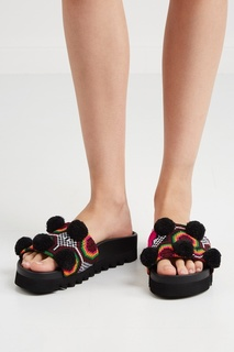 Хлопковые сандалии Namibia Joshua Sanders