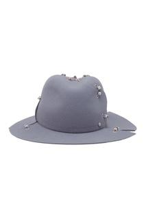 Шерстяная шляпа Henrietta Maison Michel