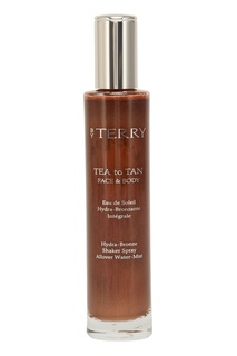 Автозагар для лица и тела Tea To Tan Face & Body, Summer Bronze, 100ml By Terry