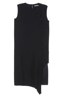 Шелковое платье Acne Studios