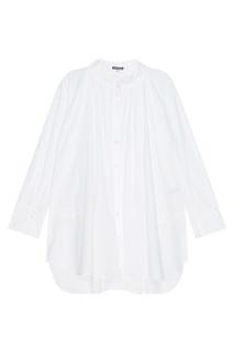 Хлопковая блузка Ann Demeulemeester