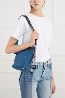 Кожаная сумка Anya Hindmarch