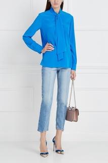 Шелковая блузка M Missoni