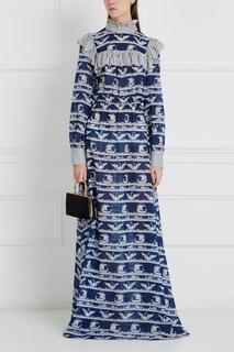 Платье в пол A LA Russe