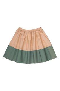 Хлопковая юбка Elixir Bonpoint