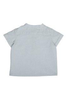 Хлопковая рубашка Emilio Bonpoint