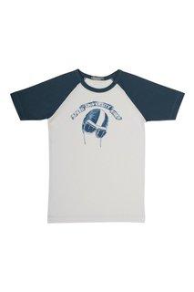 Хлопковая футболка Bonpoint