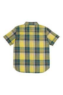 Хлопковая рубашка Chris Bonpoint