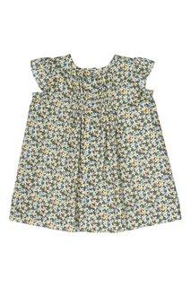 Хлопковое платье Elvie Bonpoint