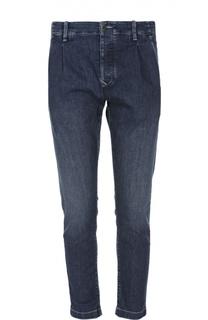 Зауженные джинсы с классической посадкой Jacob Cohen