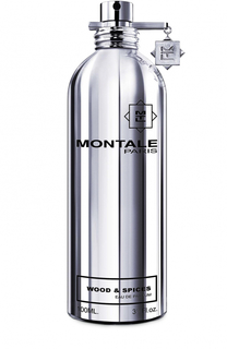 Парфюмерная вода Wood & Spices Montale