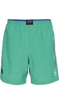 Плавки-шорты с карманом Paul&Shark Paul&Shark