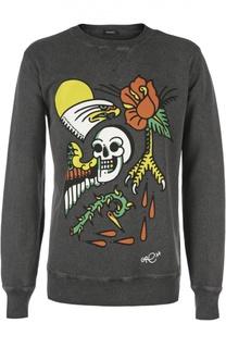 Пуловер джерси Diesel