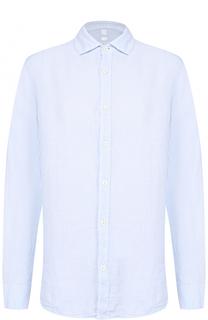 Льняная рубашка свободного кроя 120% Lino
