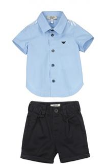 Рубашка с шортами Giorgio Armani