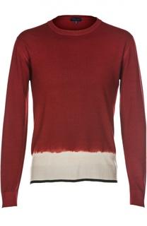 Вязаный пуловер Lanvin