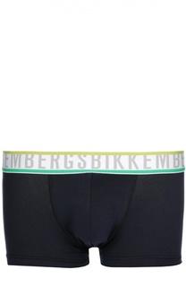 Комплект из двух разноцветных боксеров из эластичного хлопка Dirk Bikkembergs