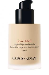 Тональный крем Power Fabric, оттенок 02 Giorgio Armani