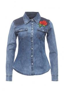 Рубашка джинсовая Stella Morgan