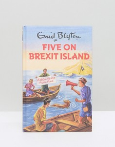 Книга Enid Blyton - Five On Brexit Island - Мульти Books
