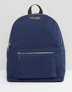 Парусиновый рюкзак Dr Martens - Темно-синий