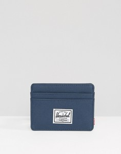 Визитница Herschel Supply Co Charlie - Темно-синий