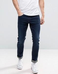 Узкие джинсы цвета индиго Blend - Синий