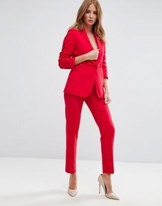 Укороченные брюки Millie Mackintosh Lava - Красный
