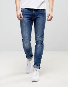 Темно-синие эластичные джинсы скинни Loyalty and Faith - Синий