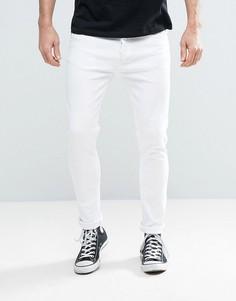 Белые джинсы скинни Brave Soul - Белый