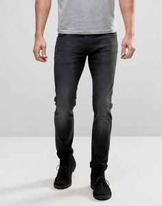 Черные джинсы скинни Lee Luke - Черный
