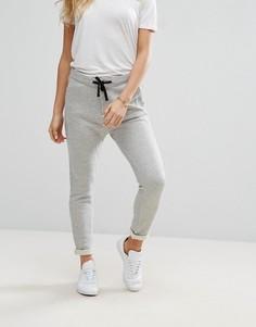 Классические спортивные брюки Maison Scotch - Серый