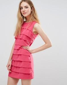 Розовое платье Madam Rage - Розовый