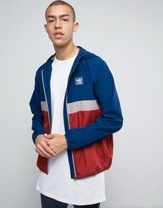 Куртка-ветровка adidas Skateboarding BP6965 - Синий
