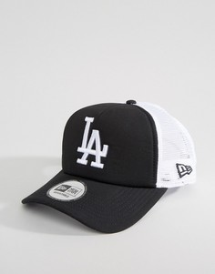 Бейсболка New Era LA - Черный
