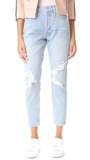 Классические джинсы Jamie с высокой посадкой Agolde