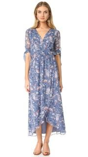 Шелковое платье Dreamer Wildflower Ella Moss