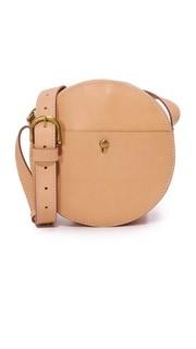 Круглая сумка через плечо Madewell