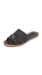 Плетеные сандалии Whitnie Steven