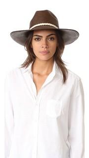 Шляпа Clasico с широкими полями Artesano