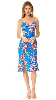 Платье Aloma с цветочным принтом Black Halo