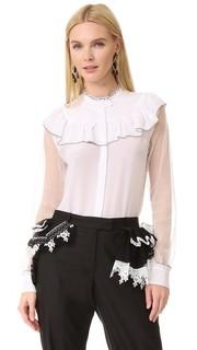 Блуза Astrid Preen By Thornton Bregazzi