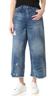 Широкие джинсы Malibu Prps