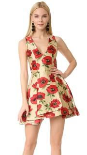 Асимметричное платье Tanner Alice + Olivia