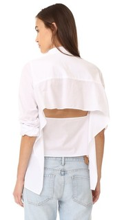 Воздушная рубашка Cheap Monday