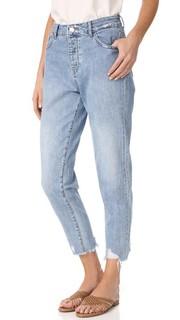 Зауженные джинсы Goldie с высокой посадкой Dl1961