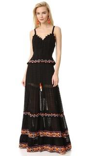 Длинное платье Curio Hemant and Nandita